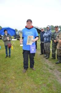 Zawody wędkarskie 2020 o Puchar Rektora AJP i Prezesa Koła Wędkarskiego nr 1 w Gorzowie Wielkopolskim_19